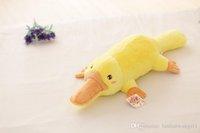 al por mayor felpa ornitorrinco-Nueva Soft 50cm Duckbills Plush Toy Animales Platypus muñeca niños regalos de cumpleaños Girls Super Cómodo almohadilla 1pcs
