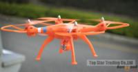 Livraison gratuite Nouvelle version Syma énorme 50CM X8C 2.4G 4ch 6 Axe Venture avec 2MP caméra grand angle RC Quadcopter Drone VS
