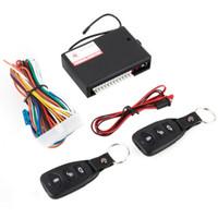 Wholesale 1xUniversal Car Remote Central Kit Door Lock Locking Vehicle Keyless System M00109