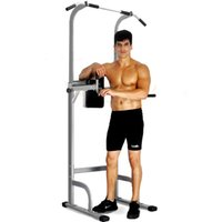 Wholesale Crystal Gym Equipments Sports Product Power Tower Pull Up Bar Standing Tower