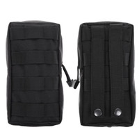 Wholesale Hlq Portable Outdoor Airsoft Molle Tactical Waist Bag Waterproof Medical Military First Aid Phone Nylon Sling Pouch