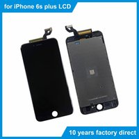 LCD TFT Pantalla táctil Fabricantes Pantalla Touch Digitizer Pantalla Full Assembly Replacement for iPhone 6S Plus Con 3D Touch
