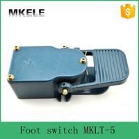 Wholesale Electrical Momentary Industrial Factory Direct High Quality Sewing Machine Foot Pedal Switch MKLT