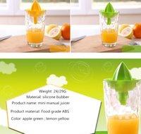 Wholesale 2016 New arrival vanzlife multi manual juicer four sets baby home lemon juice orange fruit squeezer