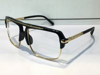 big eyeglasses frames - Free ship luxury brand eyeglass DITA MACH FOUR FASHION frame popular men eye frame brand designer prescription clear glasses gold plated big