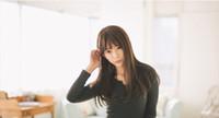 Pelo largo corte de pelo Baratos-Pelo ondulado del Lng ondulado largo lindo coreano lindo de las mujeres de la nueva manera con el pelo rizado puro de la edición de Han de la cortadura de pelo de la explosión Envío libre