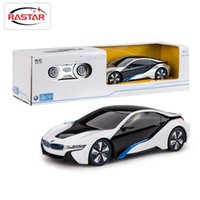 Wholesale Licensed Rastar RC Mini Cars Electric Remote Control Toys CH Radio Controlled Cars Classic Toys For Boys Kid Gift I8