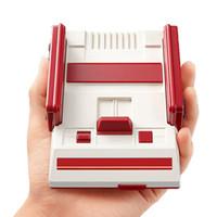Juegos video clásicos 80 de la consola 8bit del juego de la caja de juego de la venta de la venta caliente 80 yesrs después del envío de DHL de la consola del fc