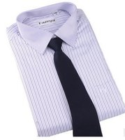 Wholesale The Men s boutique business dress tie tie all match monochrome boutique lazy easy to pull the tie