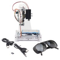 auto engraver - Auto Engraving Machine S6R4 mW Mini Laser Engraver Printer Carver
