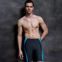 Wholesale 2016 new professional men s boxer five speed racing type dry high grade swimming trunks movement