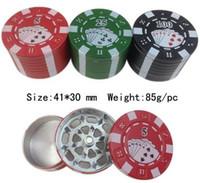 accessories metallic glasses - Hot glass smoking accessories Metallic Zinc Alloy Small Stack Shape Three Layer Smoke