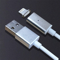 android data transfer - Magnetic Adapter Android and Iphone in Fast Charging Sync connector and data transfer Cable For Samsung HTC LG Sony