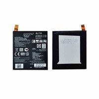 Cheap 100% Original BL-T16 Battery For LG G Flex 2 H950 H955 H959 LS996 US995 3000mAh Li-ion batteris