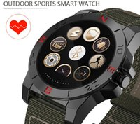answer door - Men s Smart Watch High End Out door Wrist watch Digital watch Bluetooth For IOS Android Support SIM Card health tracker Factory Direct Sale