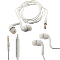 Wholesale New Arrivel MM in Ear Remote Mic Handsfree Earphones For Mobile Phone