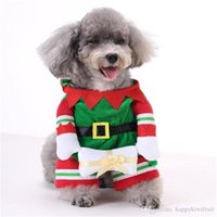 apparel rider - Pet Dog Santa Clause Cosplay Funny Costume Dog Riders Clothes Pet Costume Apparel Dog cosplay Superhero Costume