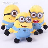 baby dave - set cm Despicable Me Plush Toy Minion D Eyes Jorge Stewart Dave Movies TV Toys Hobbies Baby Toys