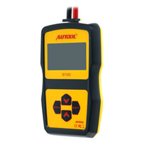 Wholesale 2017 hot sale Original Launch Bt360 Battery Tester with Portable Design AS bst bst460 battery tester EA