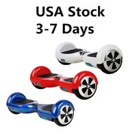 201-500W 36V 6.5 Inch USA Stock 3-7 Days Shipping Electric LED Scooters Smart 6.5 inch Two Wheels Hoverboard Drifting Board Skateboard Self Balancing Wheels