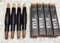 Wholesale 2016 New kylie Stick concealer in highlighter contouring makeup VS wonder stick free gift