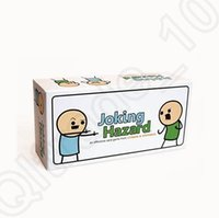 Wholesale Joking Hazard Party Game Funny Games For Adults With Retail Box Comic Strips Card Games Hot Sell OOA1152