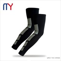 Wholesale 2PCS Super Elastic Lycra Basketball Leg Warmers Calf Thigh Compression Sleeves Knee Brace Soccer Volleyball Cycling