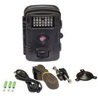 Caméra de chasse en gros infrarouge 720p 850NM HD grand angle imperméable à l'eau de détection de mouvement en plein air caméra de chasse IR caméra