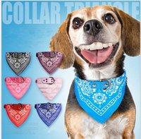 Compra Gato pequeño-2017 nuevo collar de la bufanda de Personalizedpuce de la oferta para los perros gato pequeño bebé peluche accesorios 7color del animal doméstico está disponible
