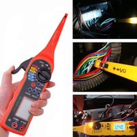 automotive electrical testers - 2016 Multi function Auto Circuit Tester Multimeter Lamp Car Repair Automotive Electrical Multimeter V V Voltage