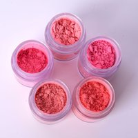 amazing minerals - Amazing Women Girls D Pure Mineral Face Cheek Rouge Color Blusher Powder Cosmetic TF