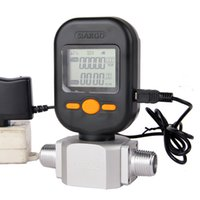 air oxygen meter - L min mass oxygen flowmeters digital flow meter for gas air