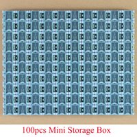 Wholesale New High Quality SMD SMT component container storage boxes electronic case kit