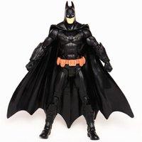 Wholesale Brand New Marvel Super Heroes Avengers Figure CM Batman Joint Moveable Various Pose PVC Model Action Figure Doll Toys