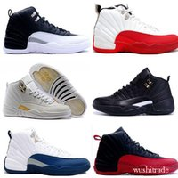 Basketball Shoes basketball gym flooring - 2017 cheap man basketball shoes Air retro TAXI ovo white flu game Playoffs French Blue gym red Barons sneakers