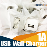 Wholesale universal Wall charger Travel Adapter Full V A Colorful Home Plug USB Charger For Samsung S4 S6 Note USA Version by DHL