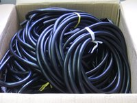 Wholesale 3 mm meter speargun rubber band sling spearfishing diving tube Latex Tubing