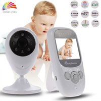 Wholesale Wireless Video Baby Monitor Security Baby Camera GHz Digital LCD Inch Nigh Vision Babyfoon Baba Electronic Babysitter