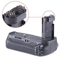 bg digital - Mamen KM D2 Vertical Battery GRIP for CANON EOS D MARK II Digital SLR Camera BG E16 Replacement works with LP E6 LP E6N Battery or AA