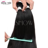 Wholesale Brazilian straight curtains human hair Brazilian Human Hair Capless Wigs High quality hair High quality ventilation