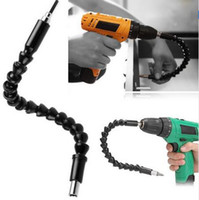 Wholesale 290mm Flexible Shaft Bits Extension Screwdriver Bit Electric Drill Power Tool Accessories