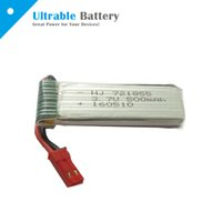 battery spare parts - 3 V mAh C LiPo Battery Spare Part JST Plug for UDI U815A U818A U819A RC Quadcopter Drone