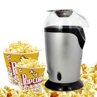 automatic popcorn maker - 220V W HZ New Hot Good Selling Home Kitchen Household DIY Automatic Popcorn Machine Makers