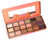 Hot Sweet Peach 18 couleurs ombre à paupières Maquillage Eyeshadow Palette DHL Free