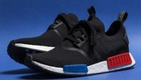Wholesale 2017 New High Quality For Sale Originals NMD HumanRace Running Shoes Men Women Boost Hot Sale Human Race