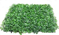 Wholesale New overheating encryption artificial turf artificial plastic boxwood grass mat in cm x cm DHL