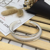 Wholesale New listing s999 sterling silver bracelet South Korea selling Simple fashion Goddess essentials never fade grams