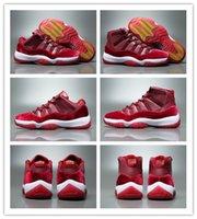 best red velvet - Velvet Heiress Air Retro Velvet Heiress Low High Best Quality Basketball Shoes Men size With JUMPMAN With Box