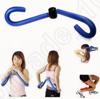 ab shaper - Ab Leg Arm Shaper Workout Fitness Thigh Master Muscle Toner Trimmer Exerciser Sliming Massage Tools OOA951