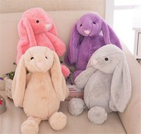 Wholesale 2017 Easter Decoration cm Easter Bunny short Plush Rabbit toys The Easter Bunny gifts for children Baby calm Plush toys